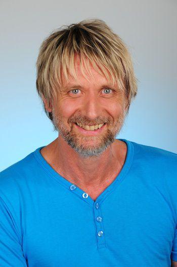 Physiotherapeut Richard Langmair