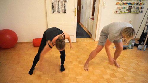 Capoeira Physiotherapie Langmair - funktionelles Bewegen